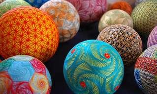 La Compleja Belleza de Las Esferas Temari