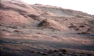 Increíbles Fotografías Del Planeta Marte