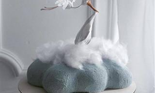 20 Pasteles Asombrosos de Elena Gnut