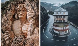 20 Asombrosas Fotografías De Lugares Extraordinarios De Nuestro Planeta