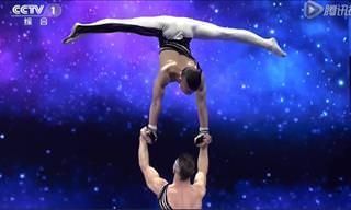 Increíble Muestra De Talento, Fuerza y Equilibrio