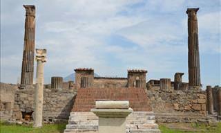 10 Cosas Que Debes Ver En Las Ruinas De Pompeya