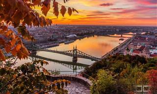 Budapest En Otoño: Hermosa Colección De Imágenes