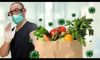 Cómo Ir Al Supermercado y No Contagiarse