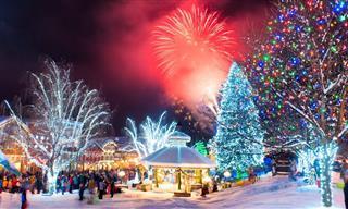 Leavenworth: Un Lugar De Cuento De Hadas En Navidad