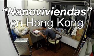 Cómo Se Vive En 27 Metros Cuadrados En Hong Kong