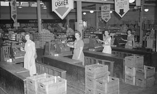 16 Imágenes De Cómo Eran Los Supermercados Hace Unos Años