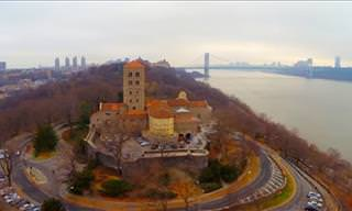 Nueva York: Más Linda y Hermosa Vista Desde Arriba