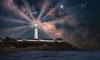 Sumérgete En El Cielo Nocturno Con Las Fotos De Marcin Zajac