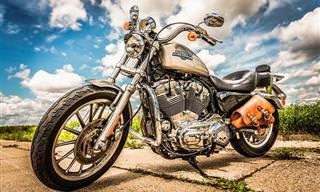 Chiste: Las Mujeres Como Las Motocicletas...