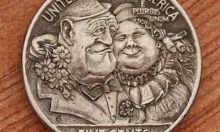 Monedas Talladas Por Manos Maestras