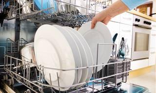 Consejos Para Usar Un Lavavajillas De Forma Efectiva