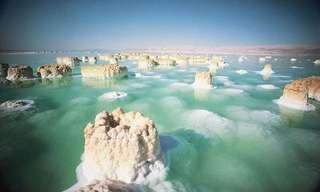 10 Datos Fascinantes Sobre El Mar Muerto