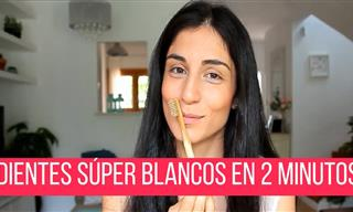 Blanqueamiento Dental Natural En 2 Minutos
