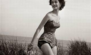 Un Viaje a La Moda De Los Elegantes Años 40's y 50's