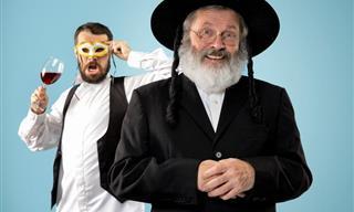 Chiste: La Esposa Del Rabino
