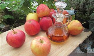 Usos Del Vinagre De Manzana Que Desconocías