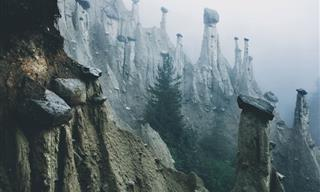 15 Espectaculares Lugares De Nuestro Planeta Que No Creerás Que Existen