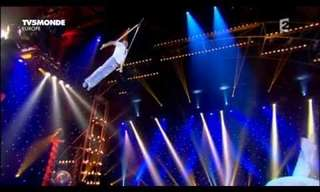 Vuelo De Pasión: Una Danza Aérea Deslumbrante