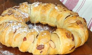 Aprende a Preparar Una Rica Torta De Almendras