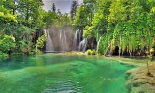 El Jardín De Las Delicias De Croacia: Parque Plitvice