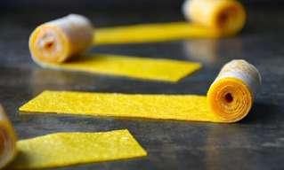 Prepara Riquísimo Rollos de Mango Casero