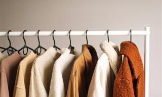 Las Mejores 4 Formas De Lavar Abrigos y Chaquetas De Invierno