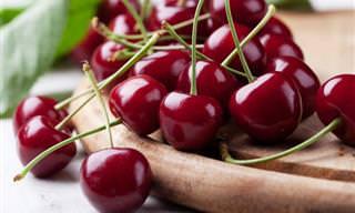 ¿Cuáles Son Los Beneficios De Las Cerezas?