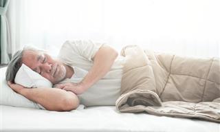 Estudio Revela Que Las Mantas Pesadas Alivian El Insomnio