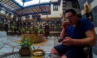 Un Bloguero De Viajes Queda Sorprendido Al Visitar Siria