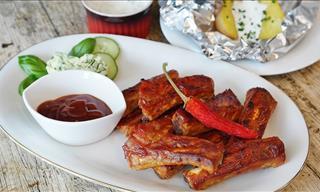 Prepara 3 Deliciosas y Diferentes Salsas Barbecue