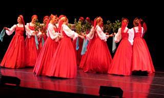 Estas Bailarinas Rusas Parecen Figuritas De Porcelana