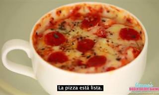 ¿Te Atreves a Preparar Estas Mini-Pizzas Caseras?