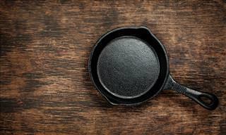 5 Comidas Que No Deben Cocinarse En Sartén De Hierro