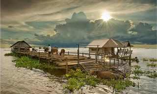 La Increíble Belleza de Kalimantan