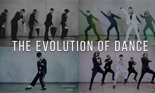 La Evolución Del Baile Desde 1950 a La Actualidad