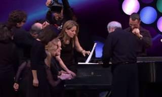 No Te Pierdas Este Maravilloso Show Musical Con 6 Pianistas