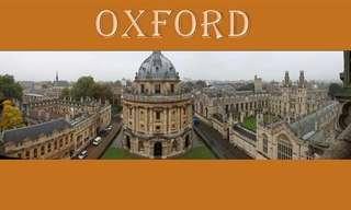 Una Visita a La Universidad De Oxford