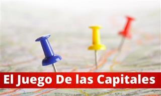 ¿Dónde Están Estas Capitales?