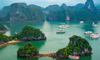 Las 10 Bahías Más Espectaculares Del Mundo
