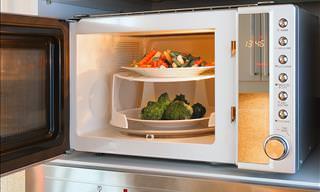 Los Alimentos Que No Puedes Calentar En El Microondas
