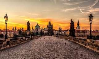 Un Recorrido Virtual Por La Ciudad De Praga