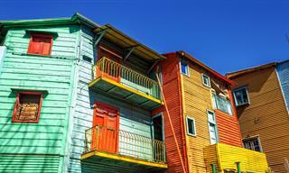 Estas Son Las 10 Ciudades Más Coloridas Del Planeta