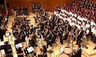 Orquesta Sinfónica Interpreta Junto Con Coro Campana Sobre Campana