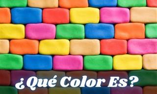 Test: Observa Estas Fotos y Dinos ¿Qué Color Es?