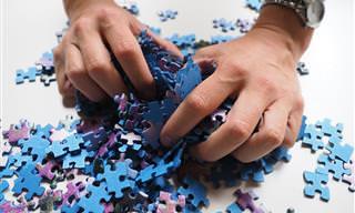 Chiste Corto: La chica y El Puzzle