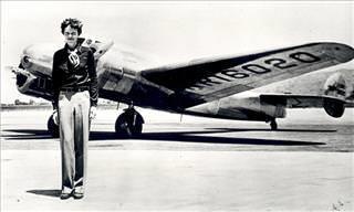 La Historia De Amelia Earhart, La Mujer Que Voló Sobre El Atlántico