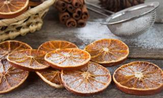 3 Recetas Únicas Con Naranjas Que Son Perfectas Para El Otoño