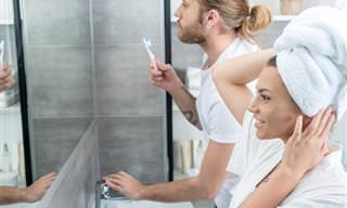27 Grandes Trucos Para Tu Cuarto De Baño