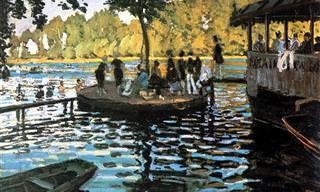 10 Impresionantes Pinturas De Claude Monet